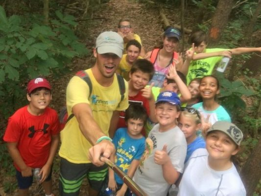 Group Nature Camp